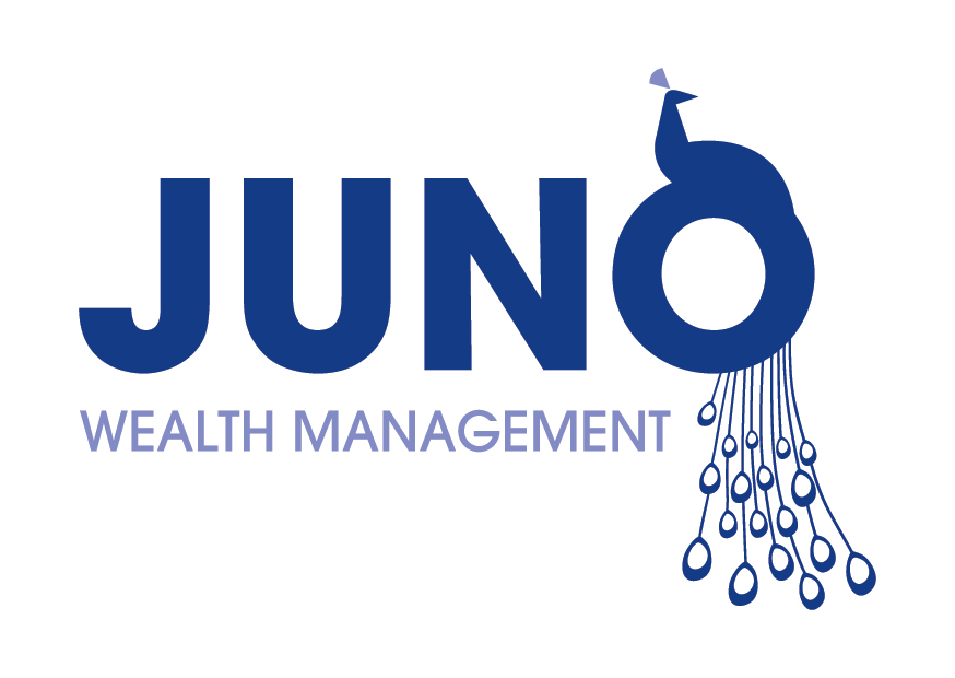 JUNO Wealth Management Logo Design