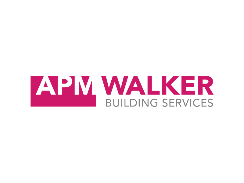 APM Walker Logo Design
