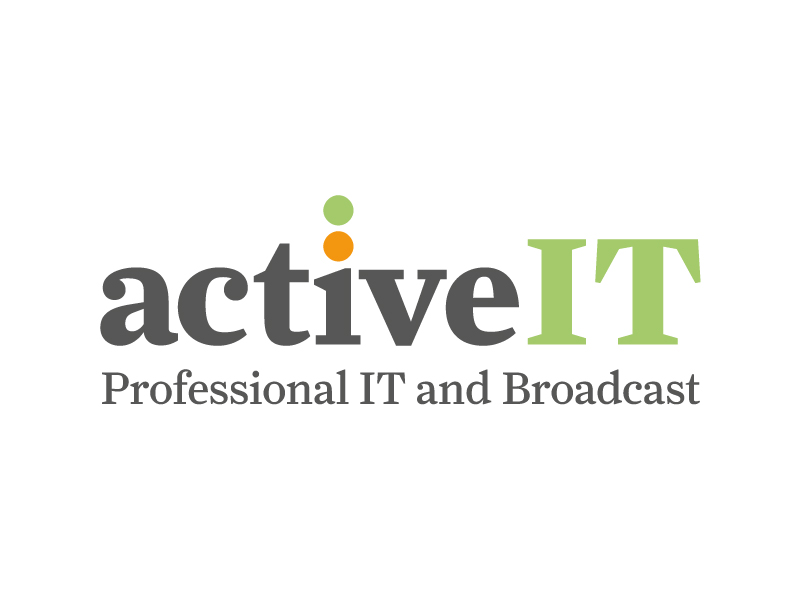 ActiveIT Logo Design