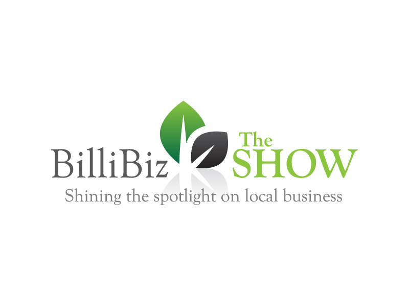 BilliBiz – The Show Logo Design