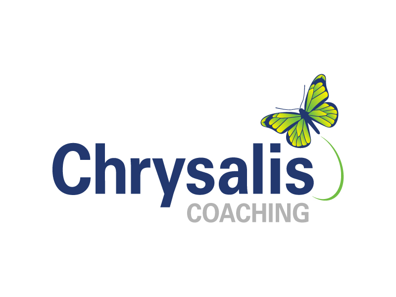 Chrysalis Coaching Logo Design