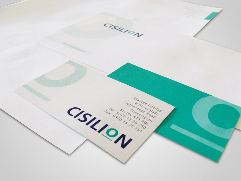 Cisilion Corporate Company Stationery Design and Business Branding