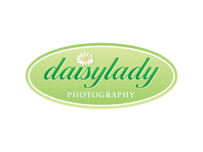 Daisylady Photography Logo Design