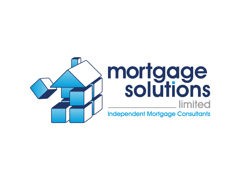 Mortgage Solutions Logo Design