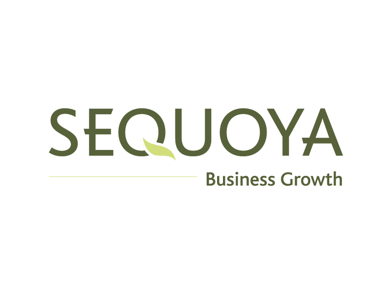 Sequoya Business Growth Logo Design