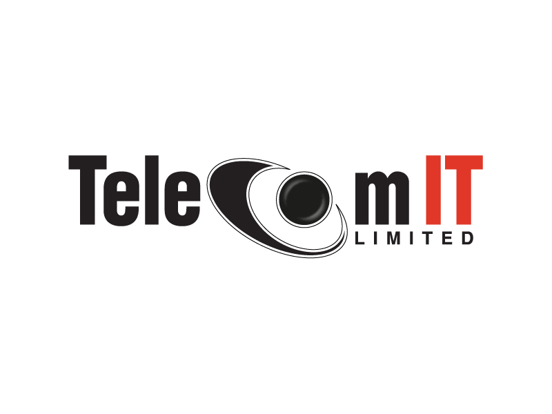 TelecomIT Logo Design