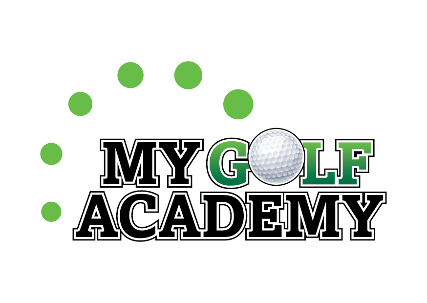 MY Golf Academy Logo Design