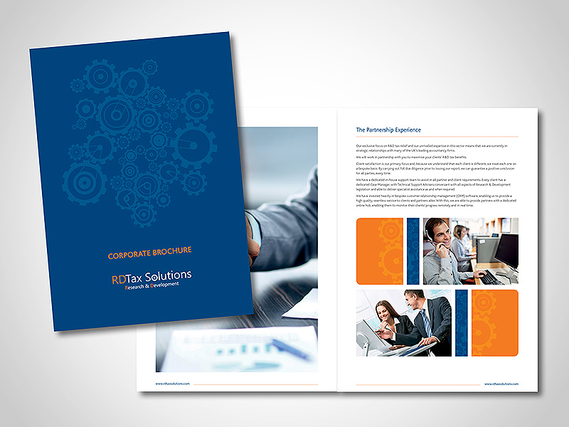 corporate brochure design templates - company brochure design and corporate marketing material