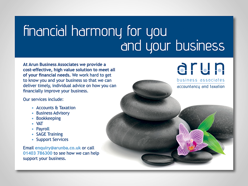 Arun Business Associates Advert Design and Print Advertising