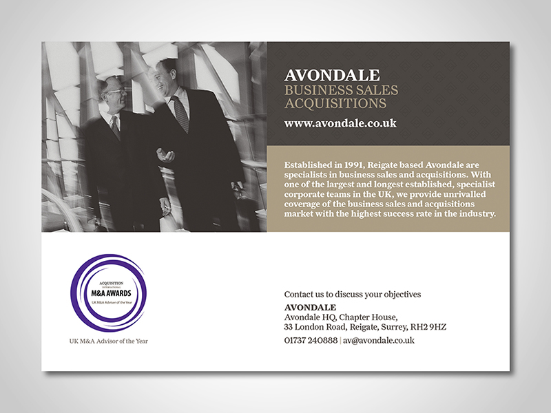 Avondale Advert Design and Print Advertising