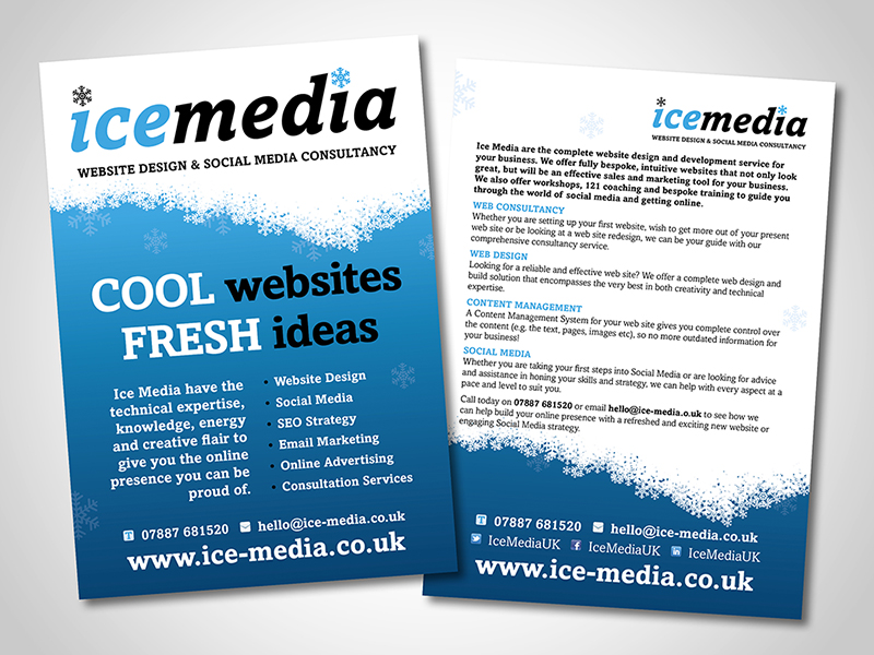 Ice Media Direct Mail Design and Marketing