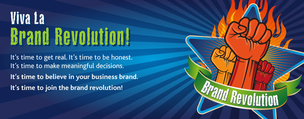 Join the Business Brand Revolution with BlueFlameDesign