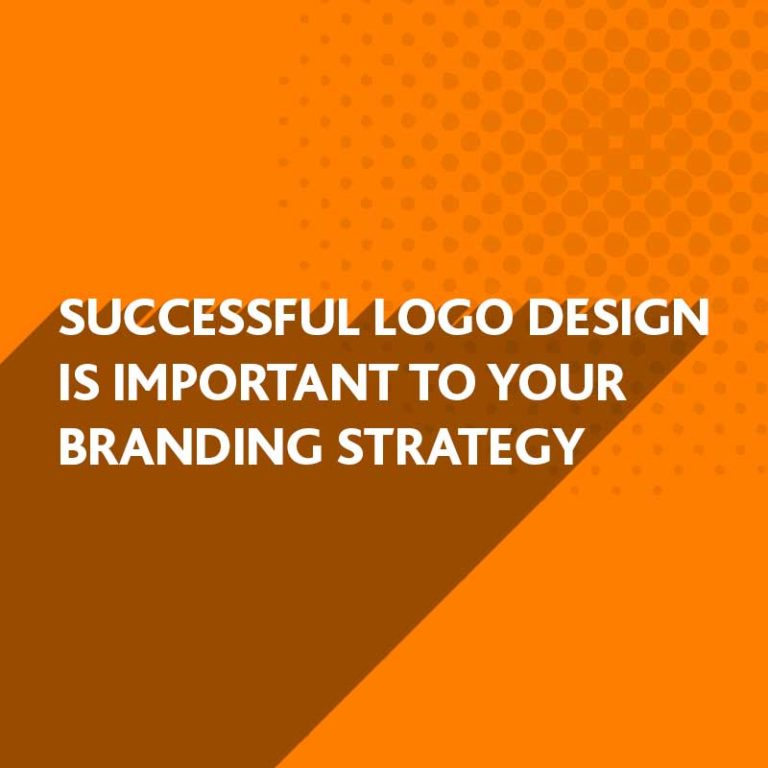 successful logo design with BlueFlameDesign